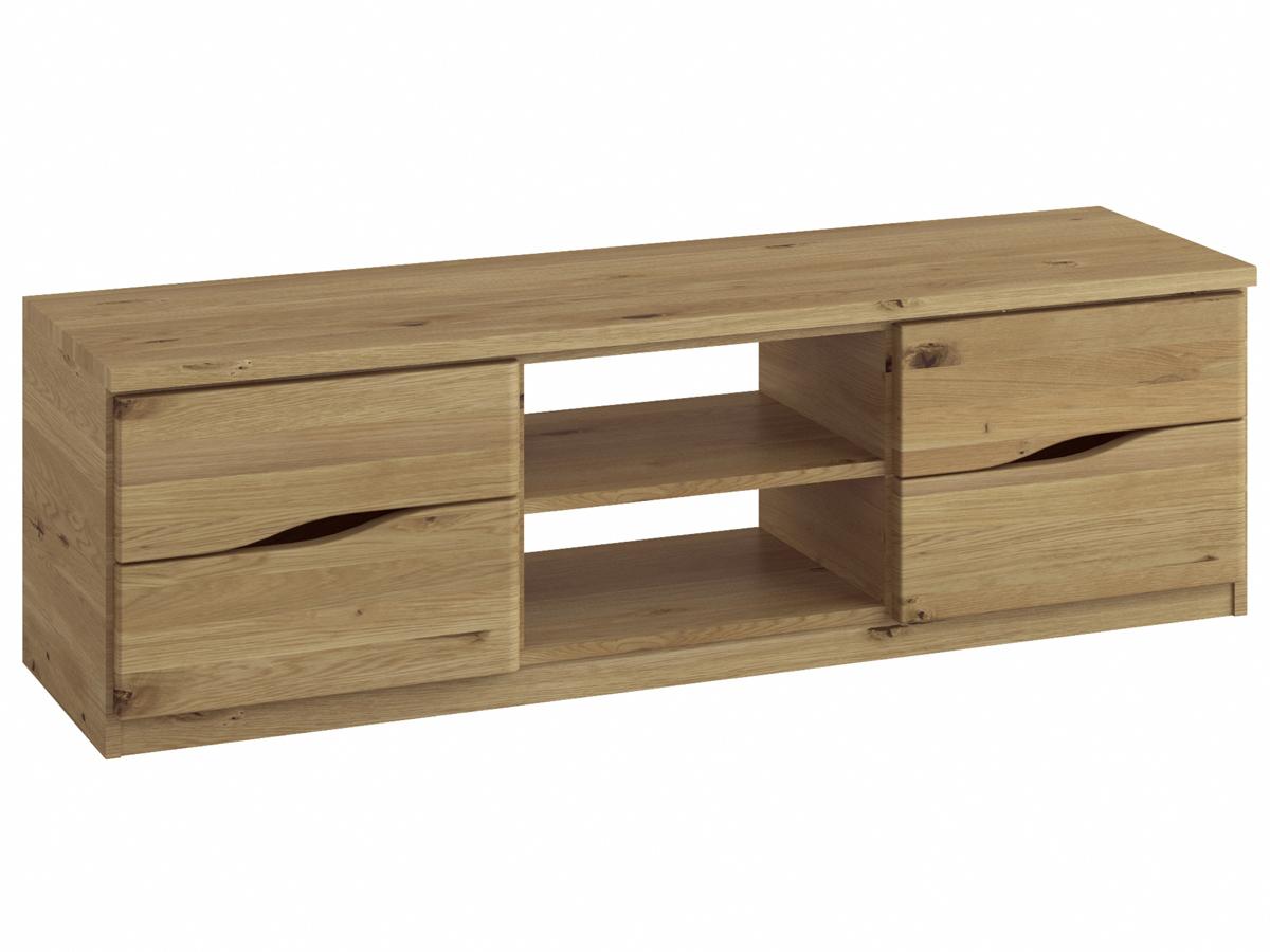 "Lowboard / TV-Board ""Astrid"" Wildeiche"