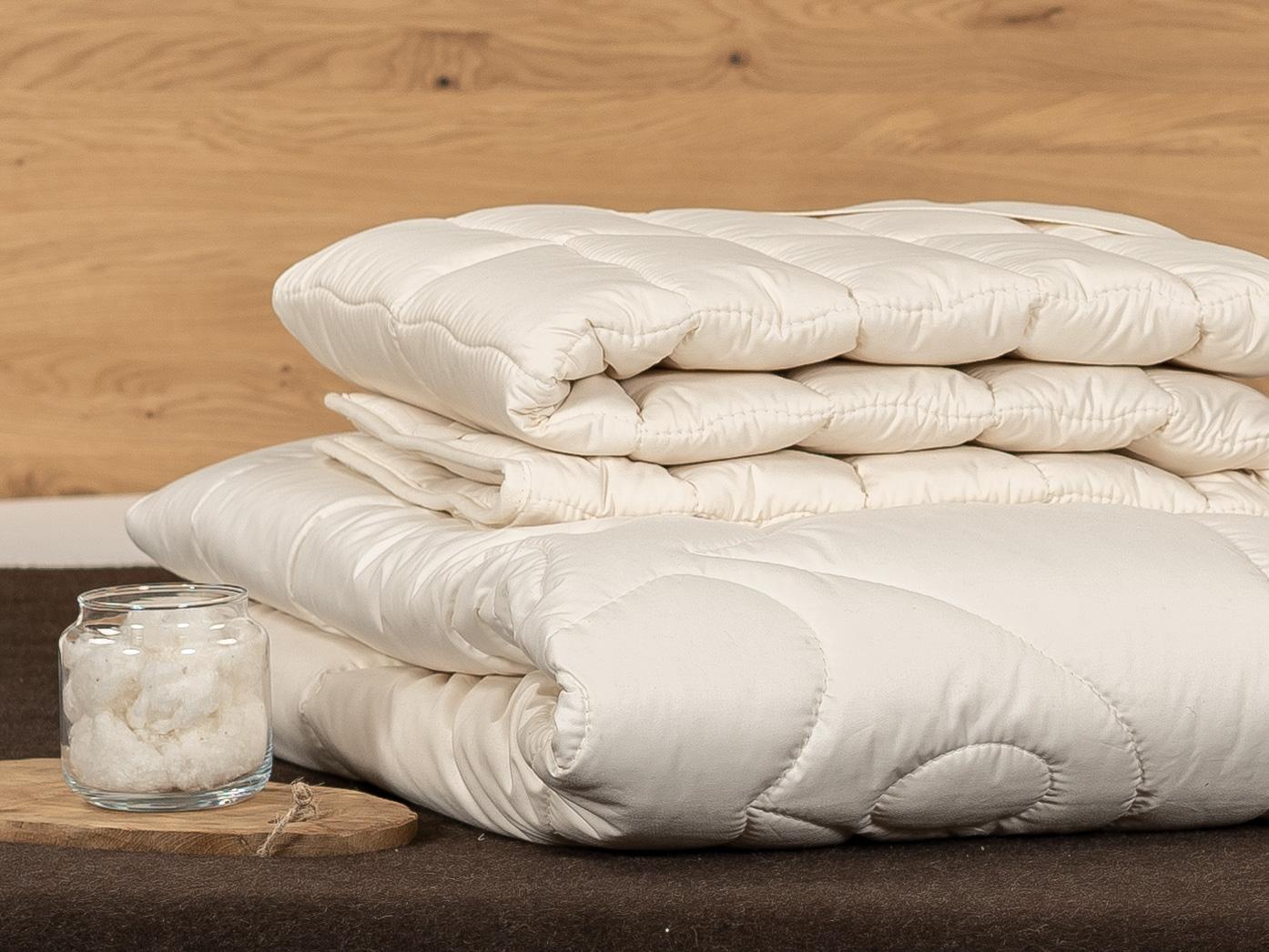 Die verwendete Bio-Baumwolle (kbA) ist besonders anschmiegsam.
