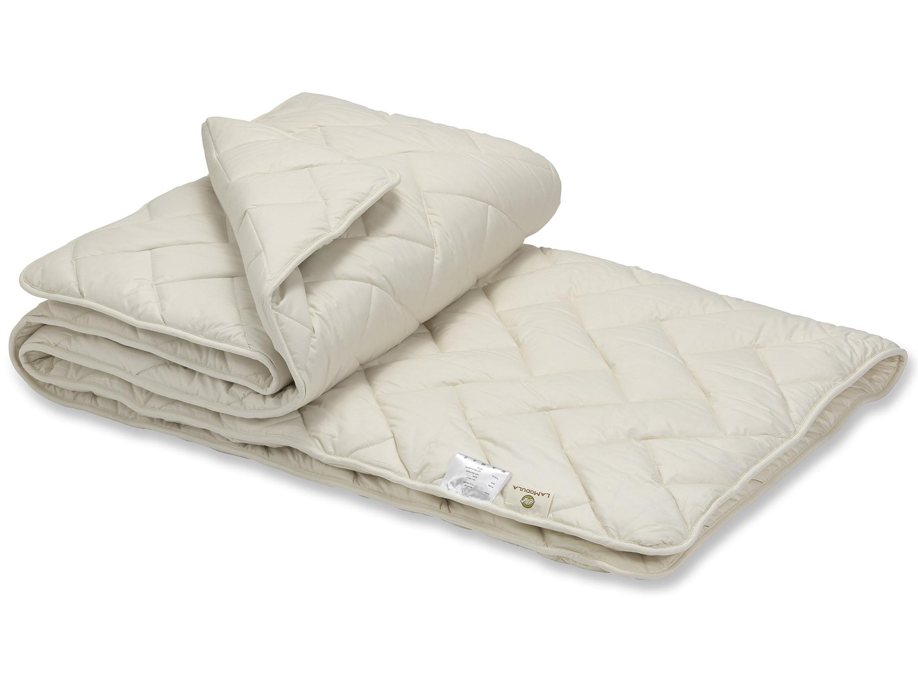 Füllung: 100 % Baumwolle (kbA), Bezug: Perkal aus Bio-Baumwolle (kbA)