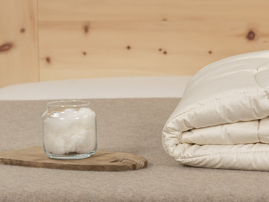 Baumwolle: Der natürliche Begleiter für alle Jahreszeiten.