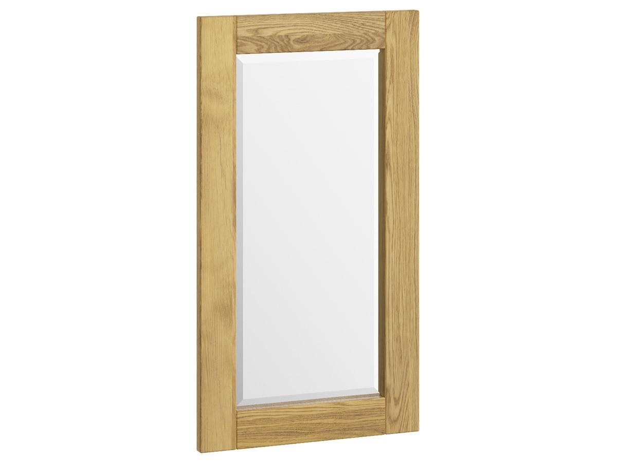 """Eichenwandspiegel """"Sabrina"""" 50 x 90 cm"""