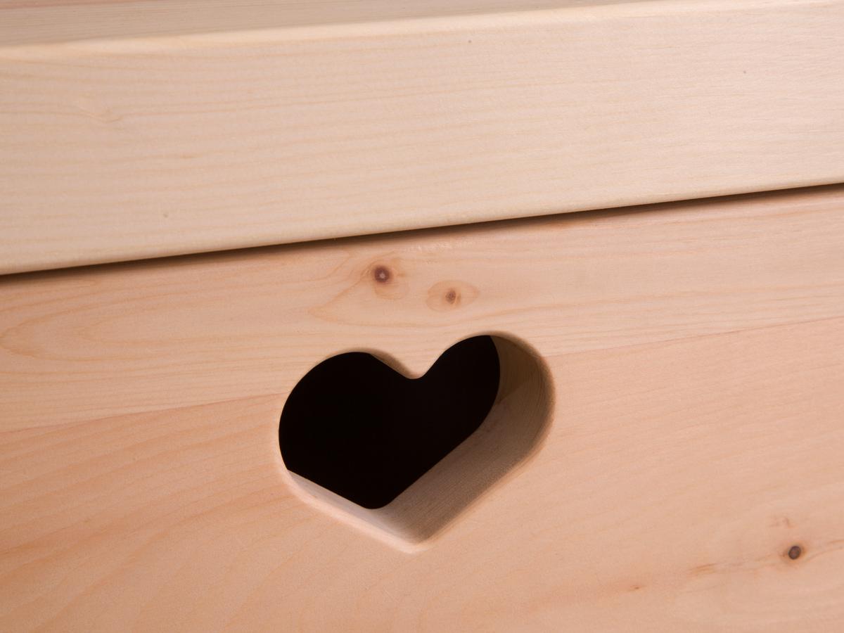 Herz-Griff