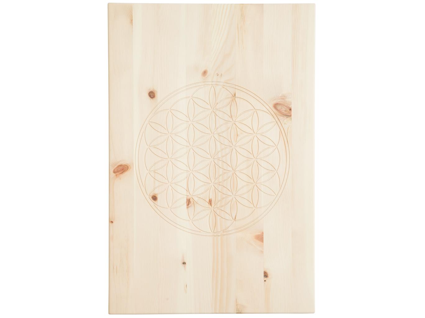 Wandbild aus Zirbenholz 40 x 60 cm
