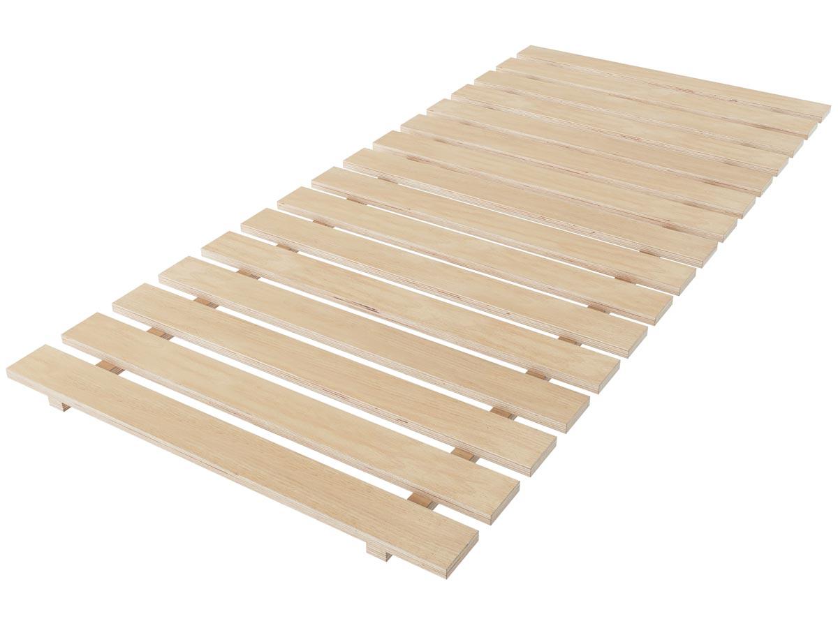 """""""Lara"""" 20 mm - Ideal für höhere Matratzen, durchgehende Lattenrost-Auflageleiste am Bett erforderlich"""