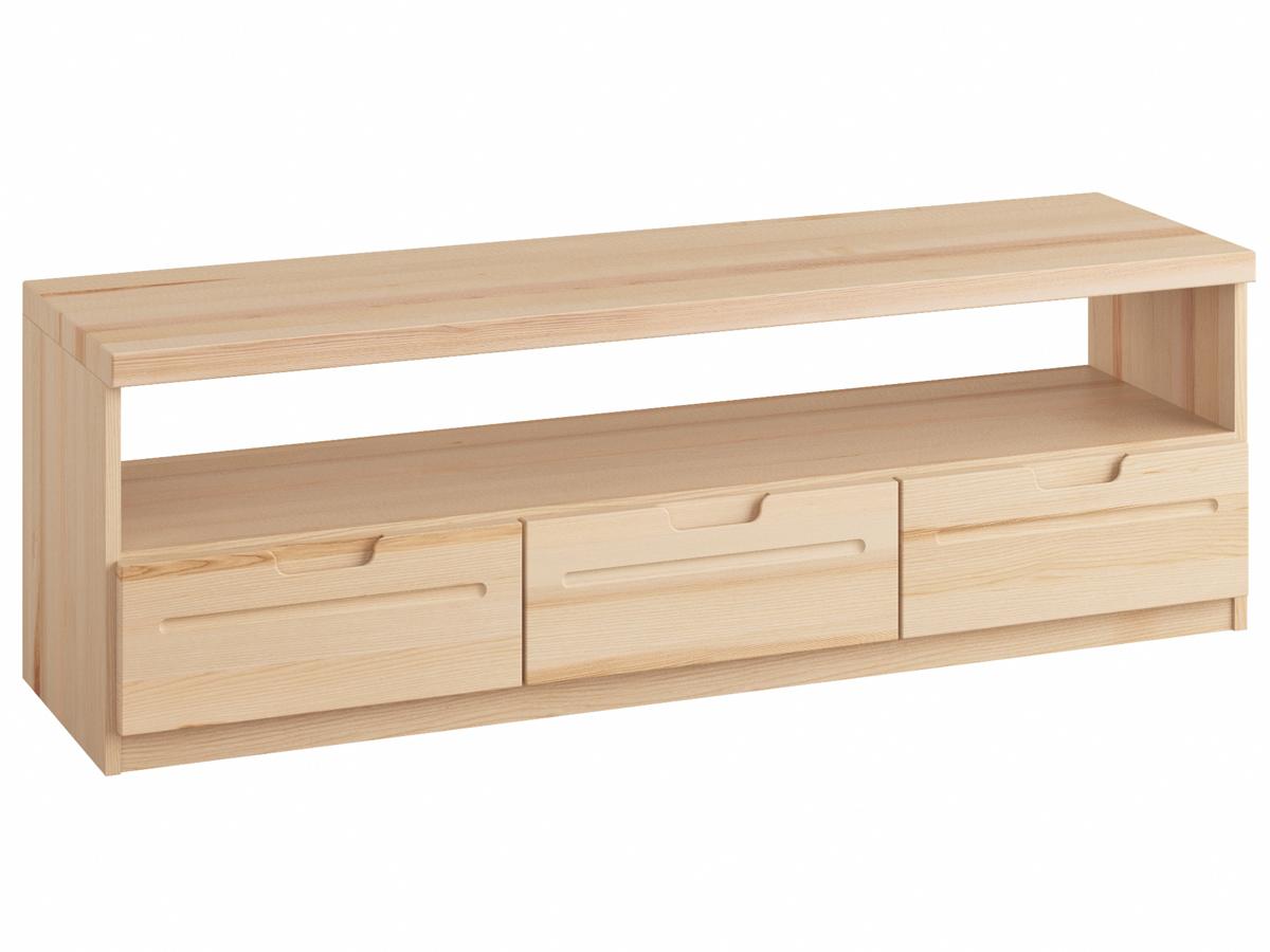"TV-Board – Lowboard aus massiver Esche ""Lukas"""