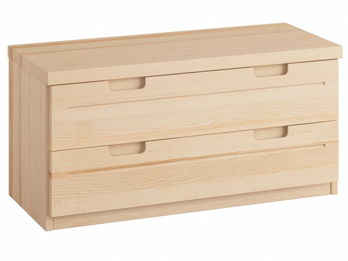 "Sideboard aus Massivholz Esche ""Lukas"""