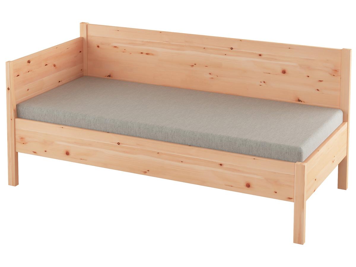 Zirbensofa melanie ein lamodula sofa aus zirbe for Schlafsofa ohne armlehne