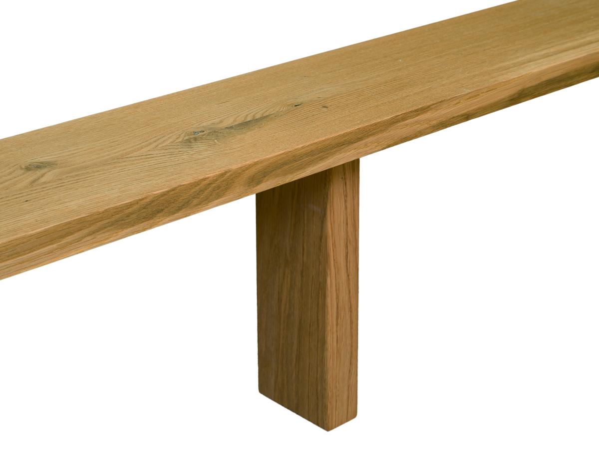 Eine der beiden Mittelstützen - für optimale Stabilität (ab einer Bettbreite von 140 cm)