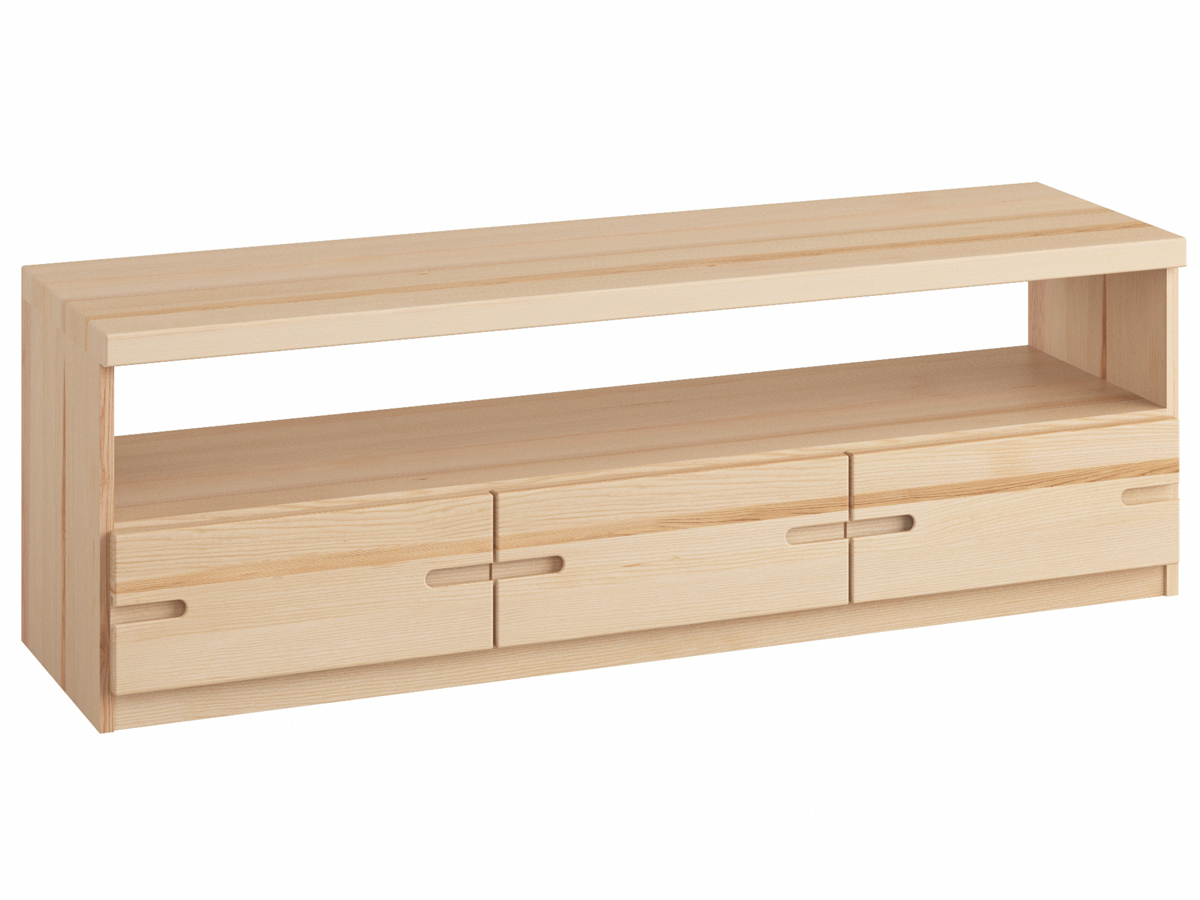"""TV-Board / Lowboard aus Eschenholz """"Stefan"""""""