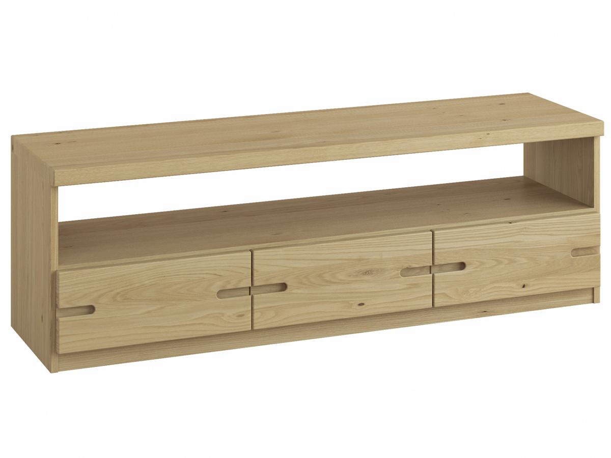 """TV-Board / Lowboard aus Kastanienholz """"Stefan"""""""
