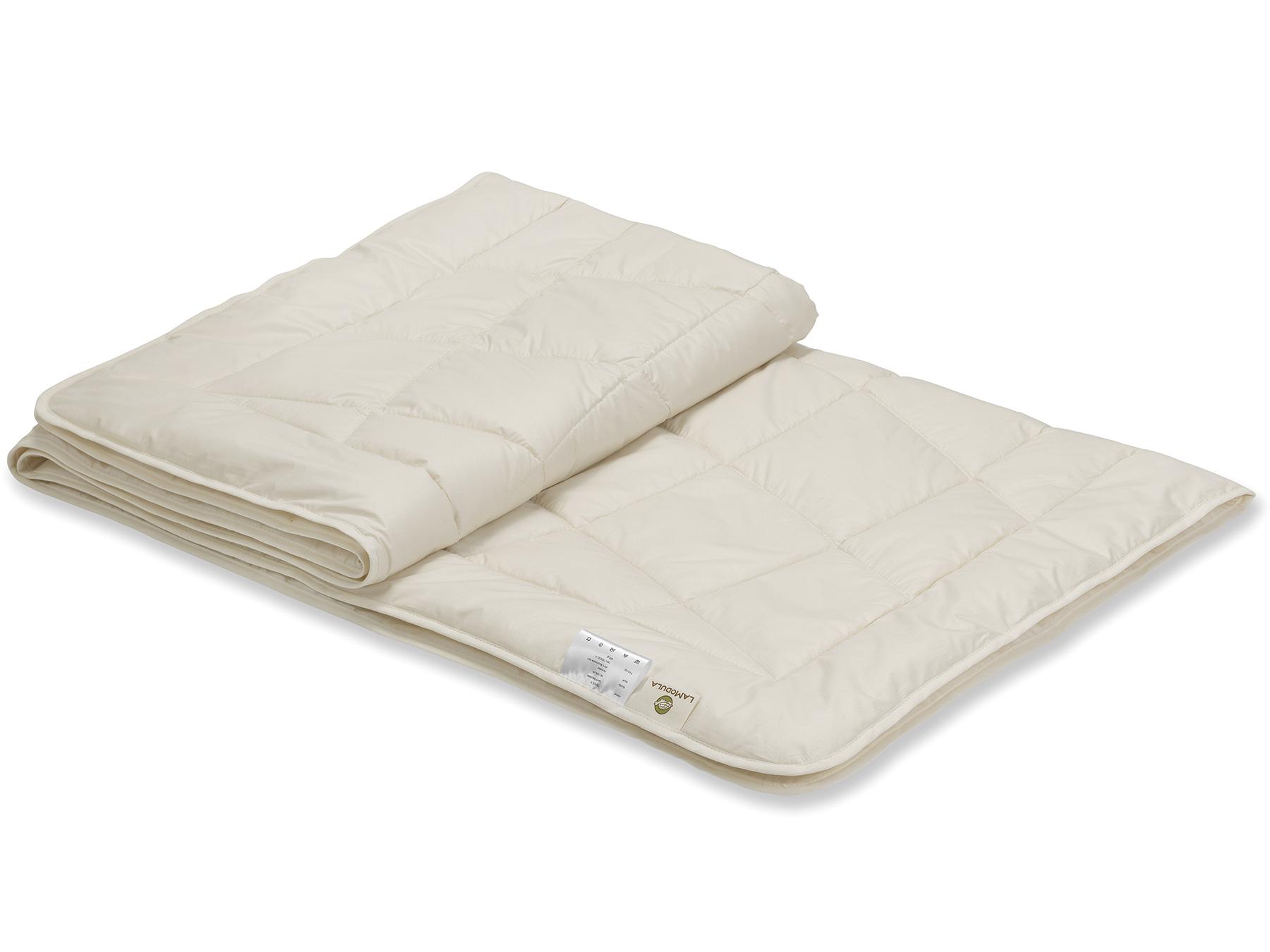 TENCEL™ Faser Bettdecke mit Bezug Feinbatist aus Bio-Baumwolle (kbA)
