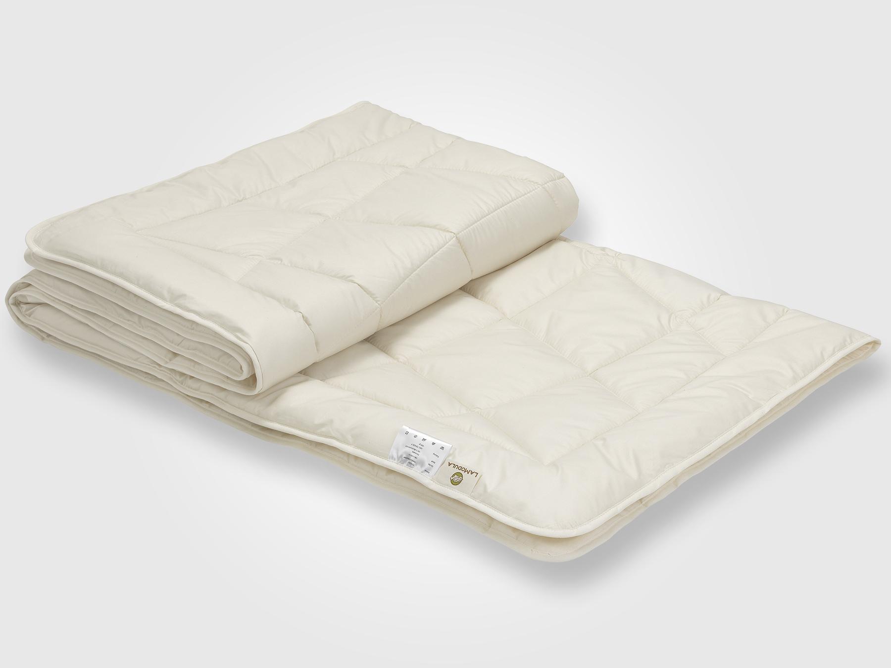 TENCEL™ Faser hat kühlende Eigenschaften und sorgt für ein angenehmes Bettklima.