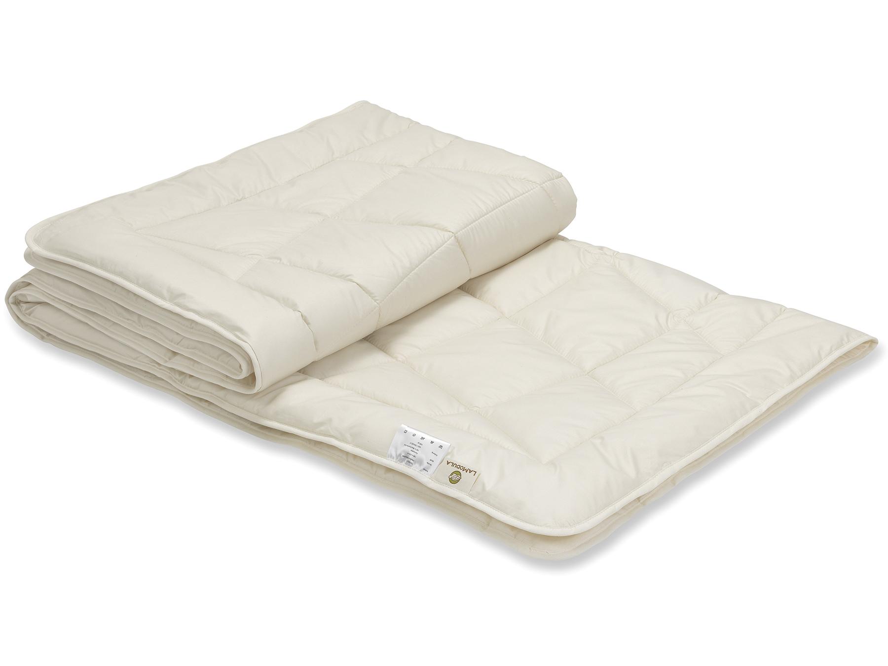 Die Medium-Decke eignet sich besonders gut für die Übergangszeit.