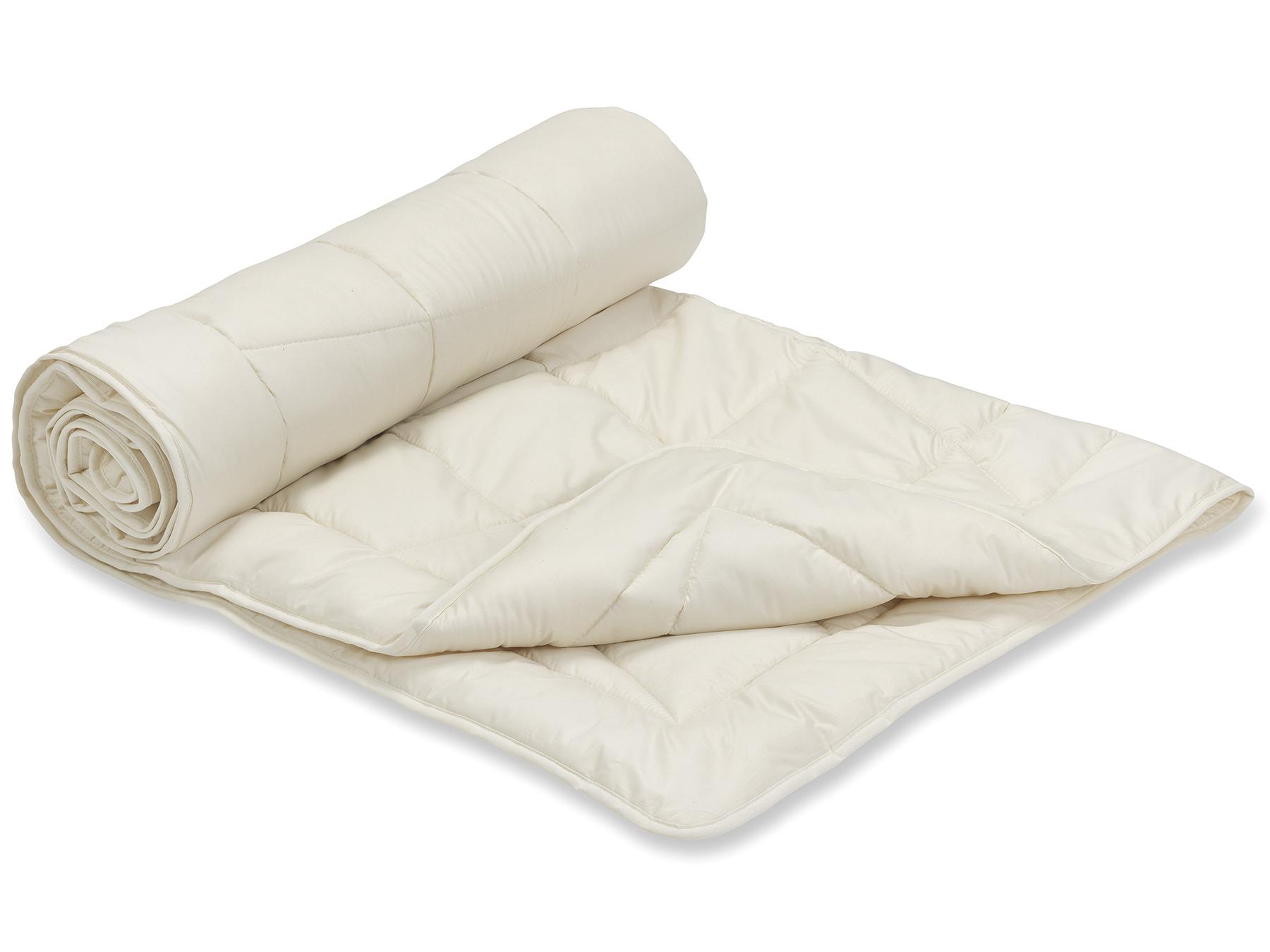 TENCEL™ Faser hat kühlende Eigenschaften - ideal für Menschen, die leicht schwitzen.