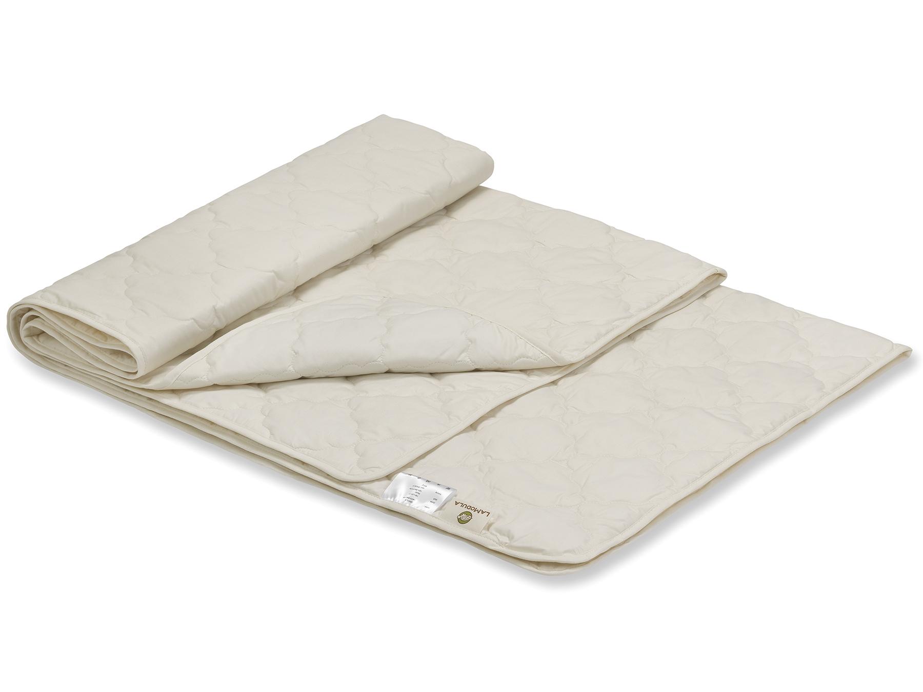 Die leichte Decke ist durch ihr geringes Gewicht und die kühlende TENCEL™ Faser ideal für den Sommer.