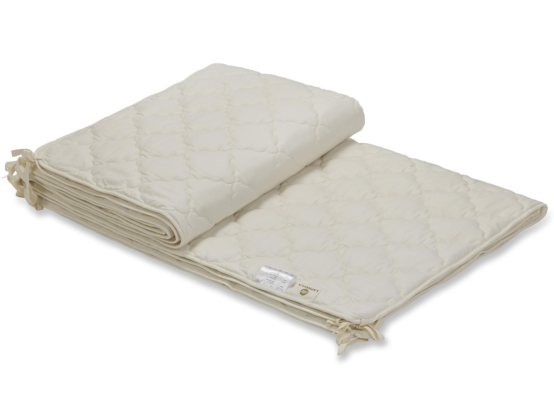 Eine Medium-Decke und eine leichte Decke miteinander kombiniert.