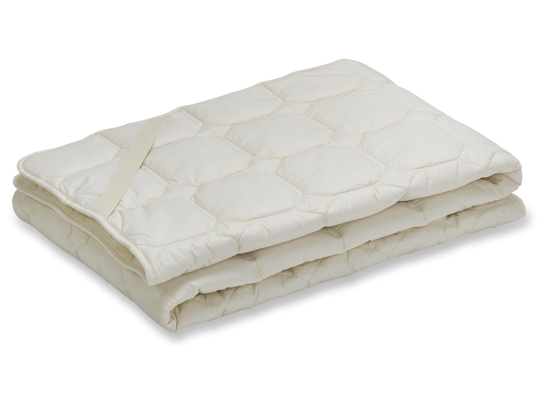 TENCEL™ Faser kühlt in heißen Nächten und nimmt Feuchtigkeit auf.