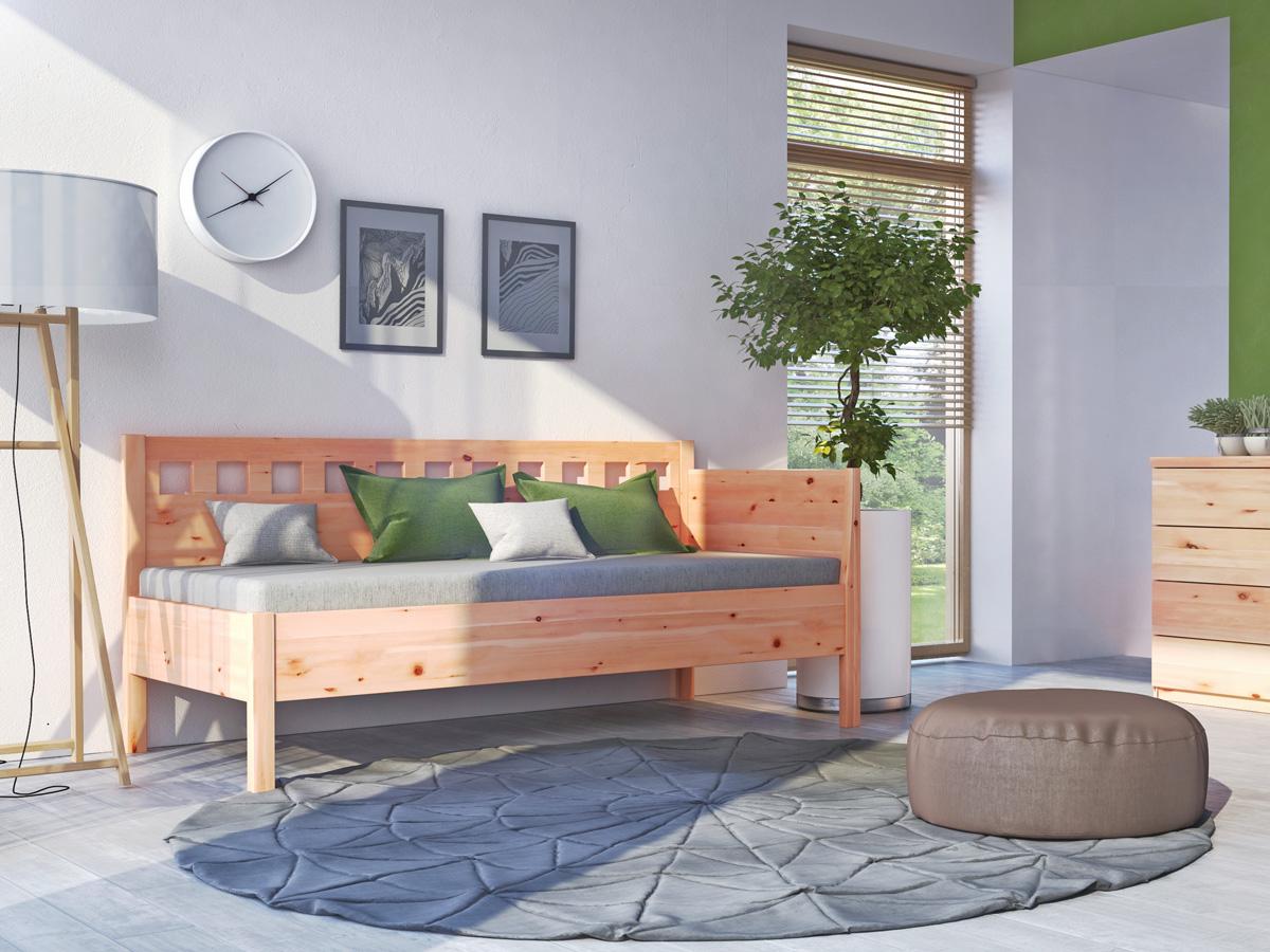 """Zimmer mit Sofabett """"Katrin"""" 90 x 200 cm"""
