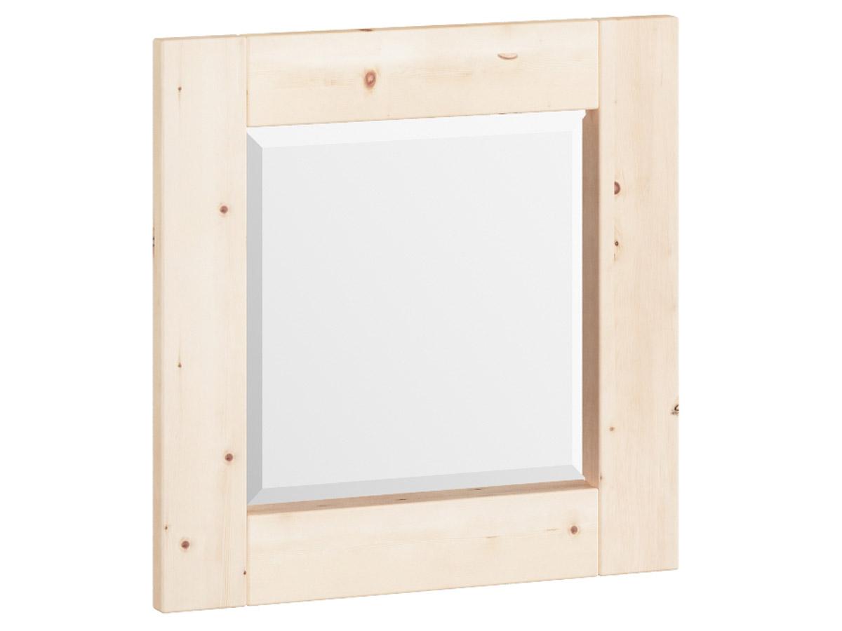 "Zirbenwandspiegel ""Sabrina"" 50 x 50 cm"