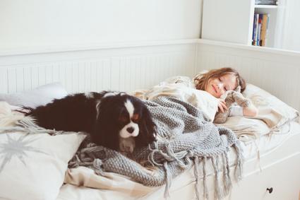 Wie sich die Matratzenhärte der Kinder- und Jugendmatratze auswirkt