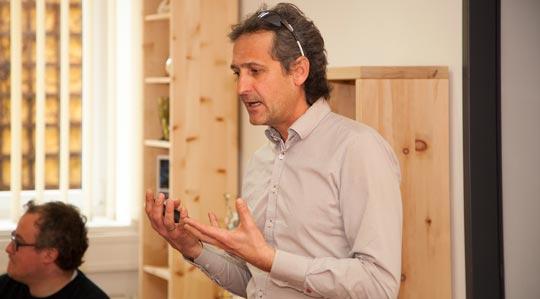 Vortrag von Dr. Stephan Weber