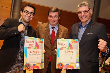 LaModula - Gewinner Webshop Award