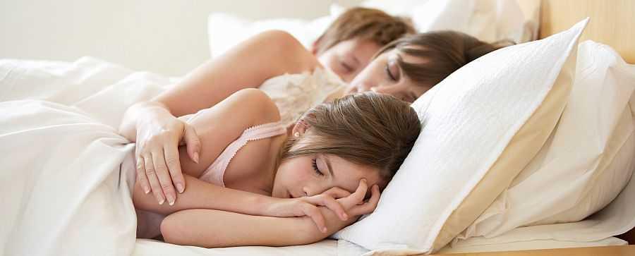 Optimales Schlafklima: Unterschiedliche Wärmebedürfnisse beachten