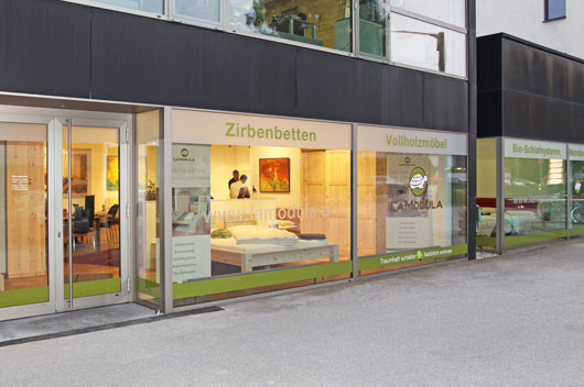 Zirbenbett Salzburg aktuelles oktober 2016 salzburg lamodula wohn und schlafstudio