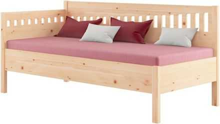 Schlafsofa | Bettsofa | Sofabett aus Zirbenholz