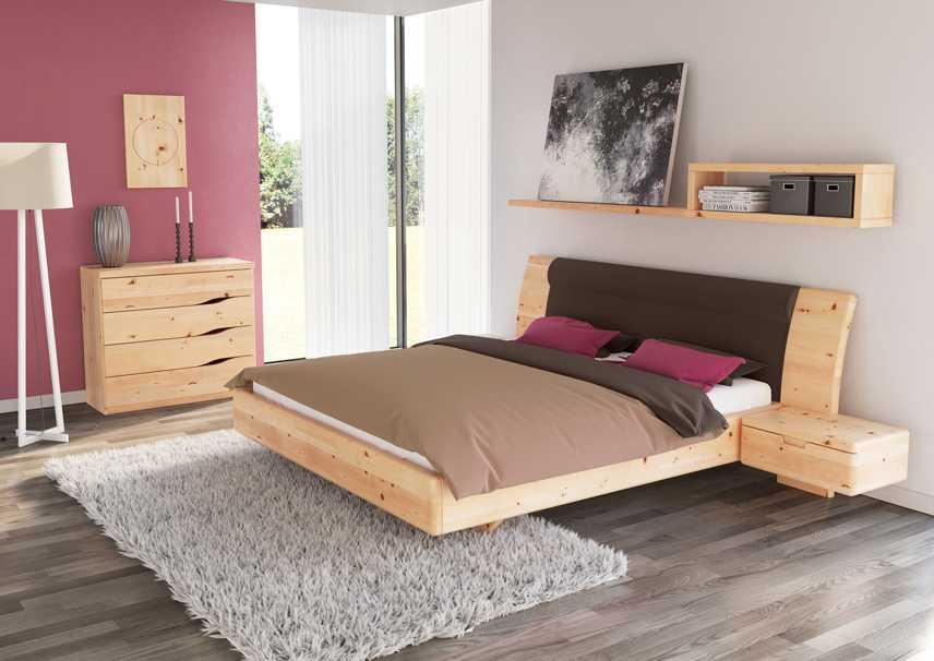 zirbenbett das gesunde zirbenholzbett von lamodula. Black Bedroom Furniture Sets. Home Design Ideas