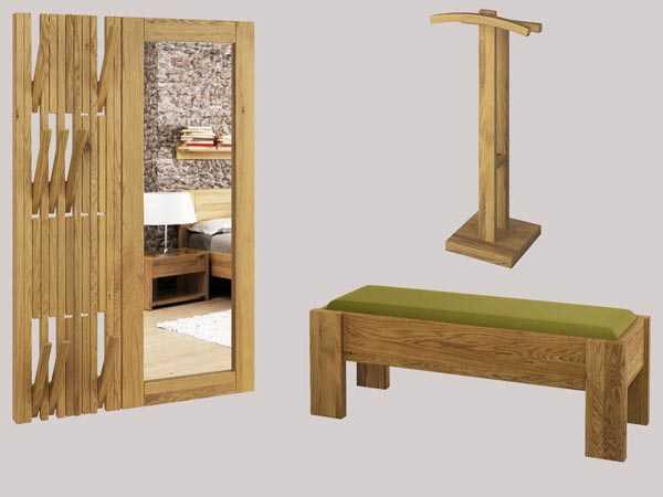 Eichenmöbel, Massivholzmöbel in Eiche | LaModula