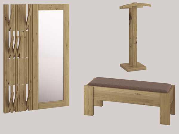 Wildeiche Möbel für Ihr Zuhause   LaModula Massivholzmöbel