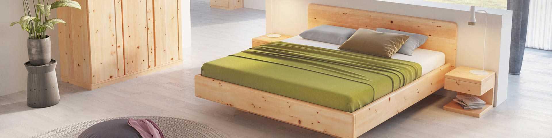 lamodula | ihr experte für zirbenbetten & schlafsysteme, Schlafzimmer entwurf